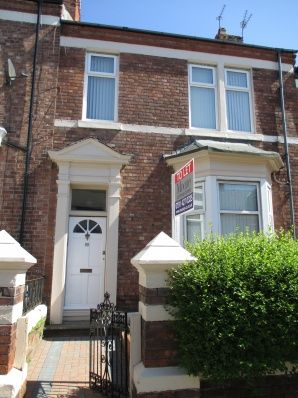 Thumbnail Terraced house to rent in Mortimer Road, South Shields