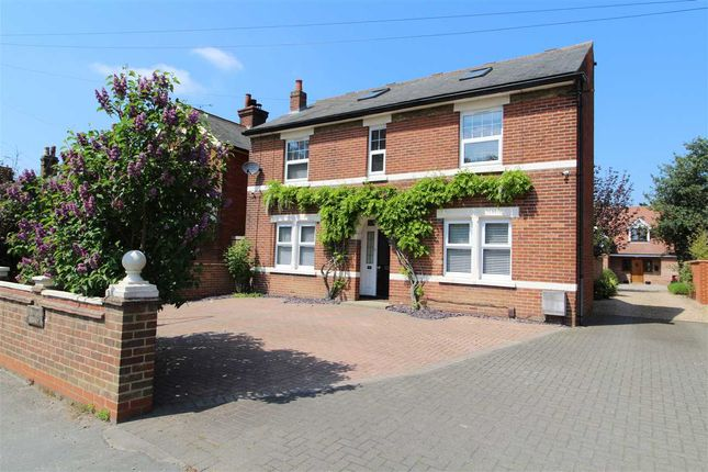 Thumbnail Detached house for sale in London Road, Stanway, Colchester
