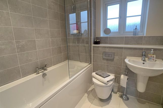 Bathroom of Pearl Brook Avenue, Stafford ST16
