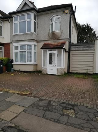 Front of Newquay Road, London SE6