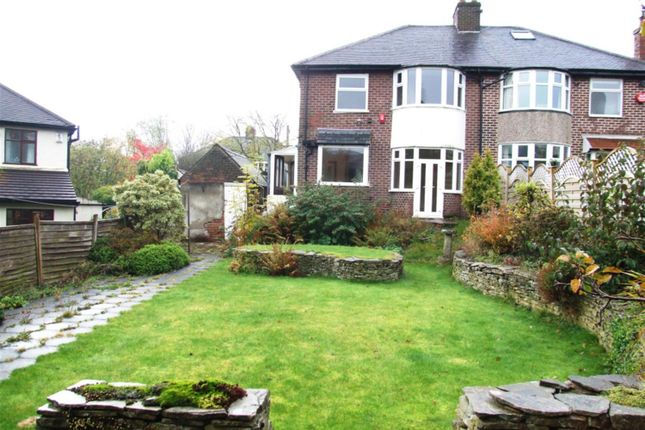 Thumbnail 3 bed semi-detached house to rent in Well Head Drive, Halifax