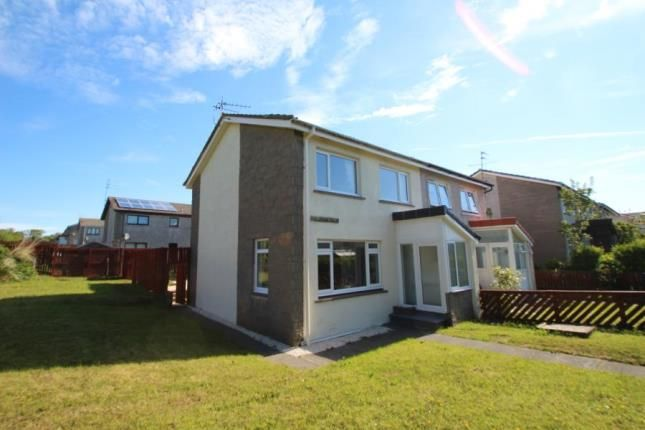 Thumbnail Semi-detached house for sale in Talisman Walk, Saltcoats, North Ayrshire