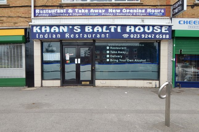 Thumbnail Restaurant/cafe for sale in Havant, Portsmouth