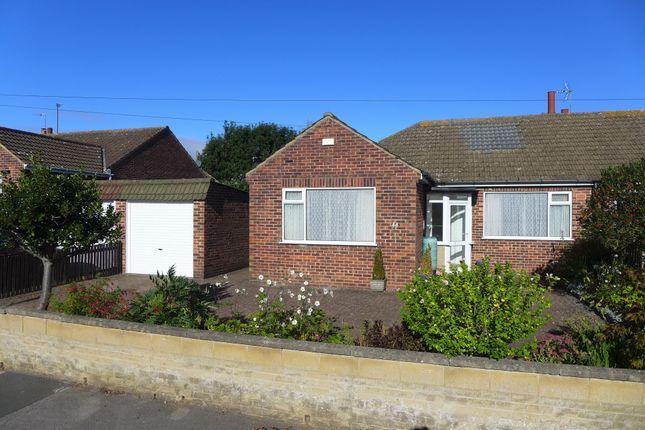 Thumbnail Semi-detached bungalow for sale in South Grange Road, Ripon