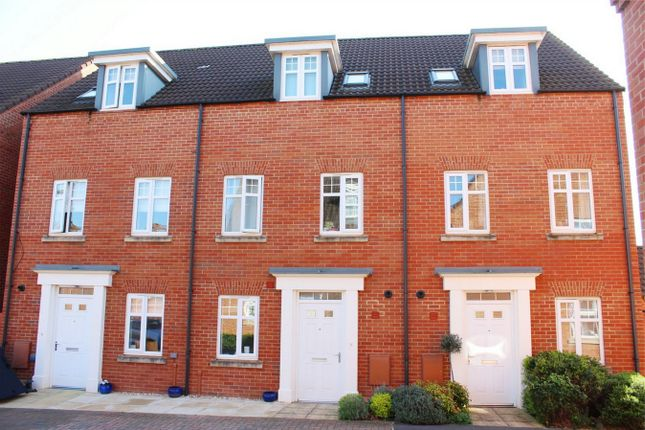 Thumbnail Terraced house for sale in Collett Road, Norton Fitzwarren, Taunton, Somerset
