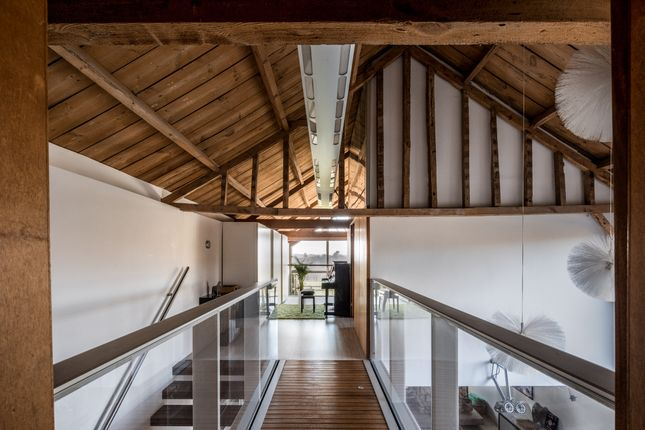 Thumbnail Detached house for sale in The Long Barn, Maulden, Bedfordshire