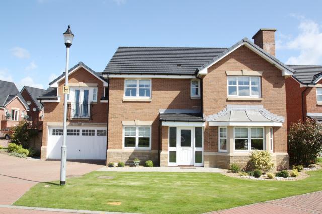 Thumbnail Property to rent in 7 Ferguson Gardens, Kilmarnock, 2Ra