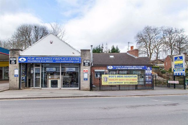 Thumbnail Commercial property for sale in 53/55, High Street, Beighton, Sheffield