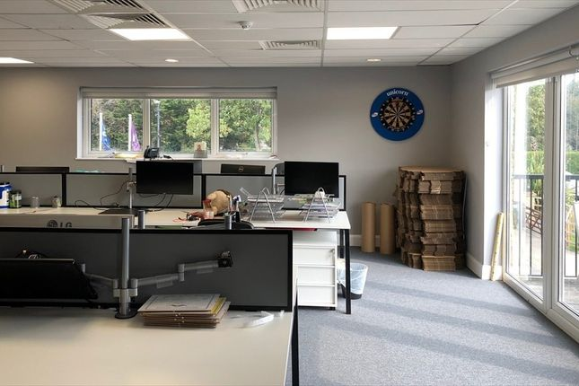 Thumbnail Office to let in First Floor Office Suite, Shepperton Marina, Felix Lane, Shepperton