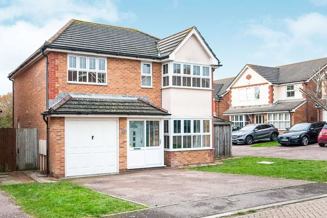 Thumbnail Detached house to rent in Cherwell Close, Stone Cross, Pevensey