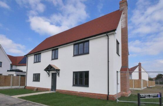 Detached house for sale in Tiptree, Essex