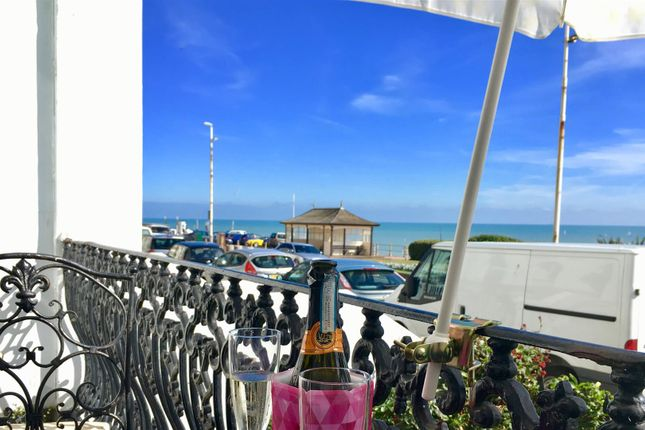 Balcony of Marina, St. Leonards-On-Sea, East Sussex TN38