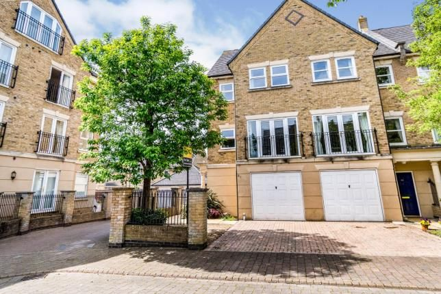 Thumbnail End terrace house for sale in Banister Park, Southampton, Hampshire