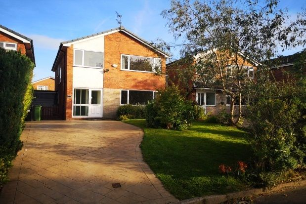Thumbnail Property to rent in Dairyground Road, Bramhall, Stockport