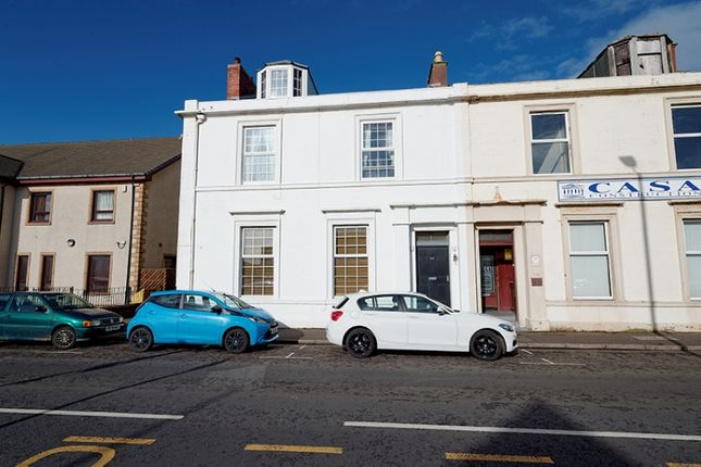 Thumbnail Flat for sale in Princes Street, Ardrossan, North Ayrshire