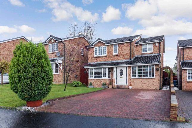 Thumbnail Detached house for sale in Bellflower Grove, Stewartfield, East Kilbride