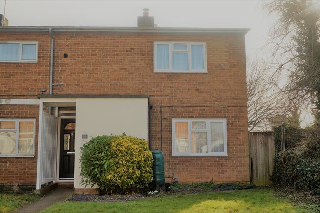 Thumbnail End terrace house for sale in Little Brays, Harlow