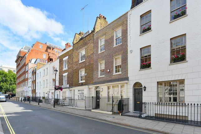 Thumbnail Terraced house to rent in Short Let Knox Street, Marylebone