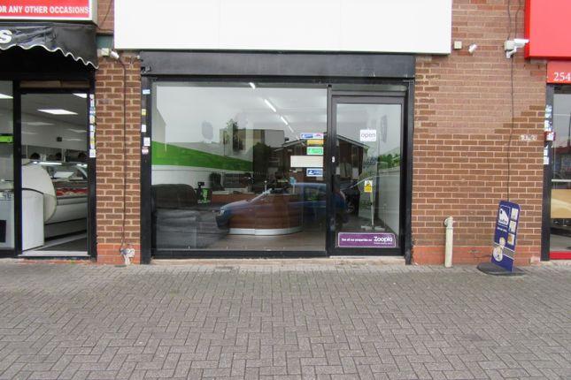 Thumbnail Studio to rent in Alum Rock Road, Alum Rock, Birmingham, West Midlands