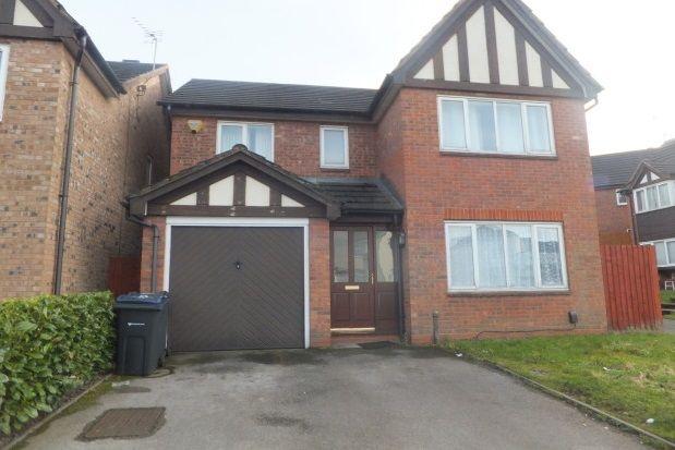 Thumbnail Property to rent in Oakfield Road, Erdington