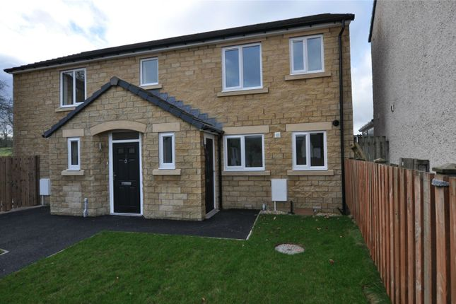 Thumbnail Semi-detached house for sale in 5-6 Westbrook Fields, Kirkby Stephen, Cumbria