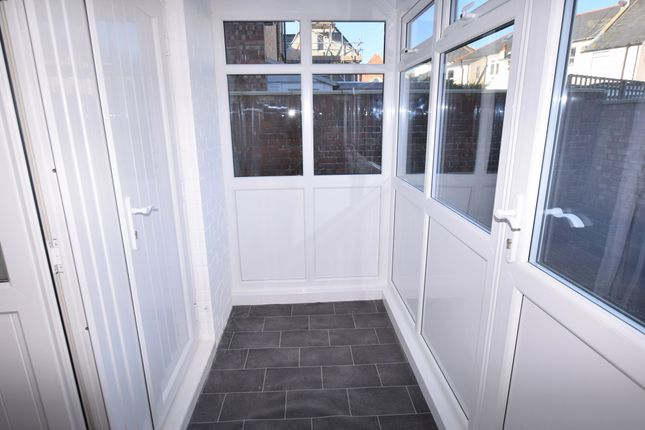 Rear Porch of Hyde Road, Eastbourne BN21