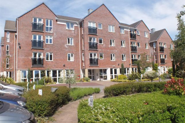 Thumbnail Flat for sale in Dutton Court, Station Approach, Cheadle Hulme