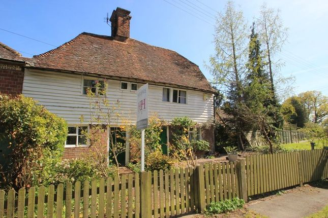 Thumbnail Terraced house for sale in Providence Cottages, Angley Road, Cranbrook, Kent