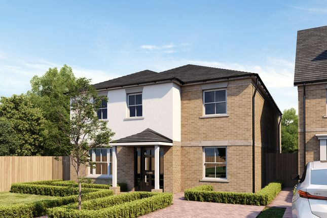 Thumbnail Detached house for sale in Rosemary Place, Melbourn, Royston