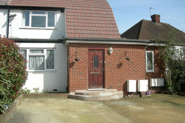 Thumbnail Semi-detached house to rent in Burnham Lane, Slough
