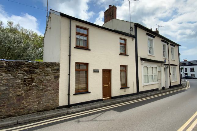 Thumbnail Property for sale in Cross Street, Caerleon, Newport