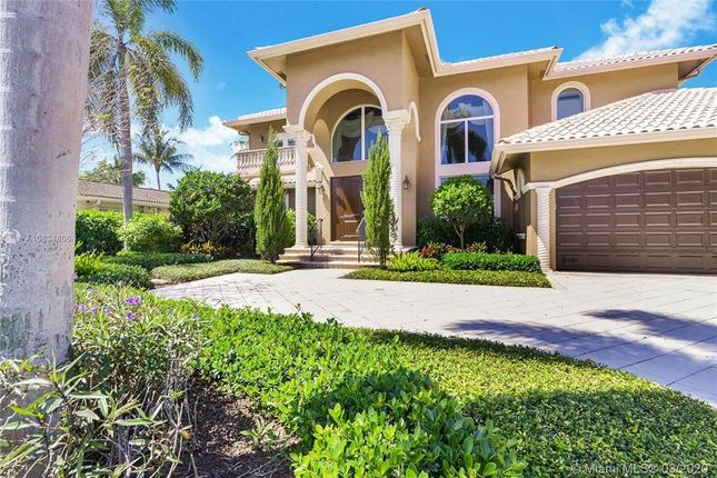 Thumbnail Property for sale in 3911 Ne 25th Ave, Lighthouse Point, Florida, United States Of America