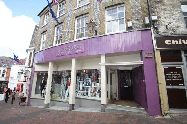 Thumbnail Flat to rent in Shooters Hill, Cowes, Isle Of Wight