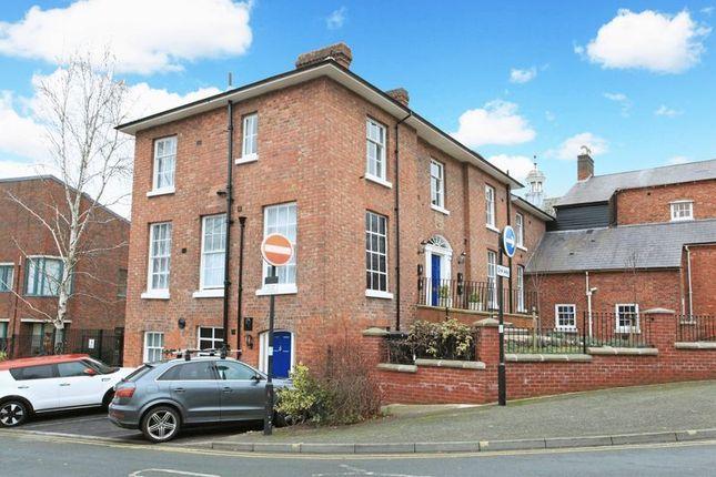 Thumbnail Flat to rent in Apartment 1, Priory Road, Shrewsbury