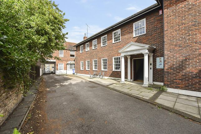 Thumbnail Flat for sale in London Street, Chertsey, Surrey
