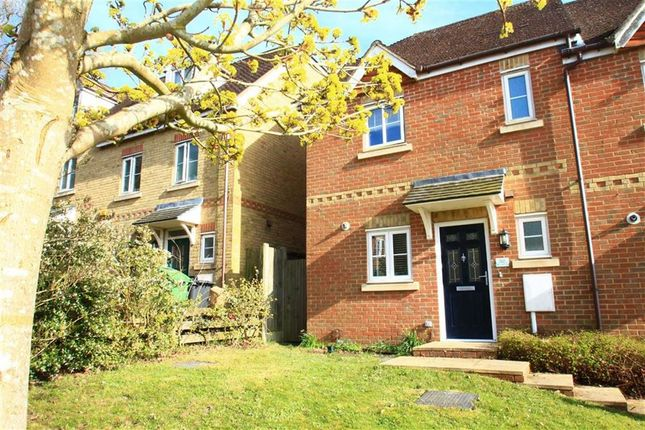 Thumbnail Semi-detached house for sale in Helmsman Rise, St Leonards-On-Sea, East Sussex