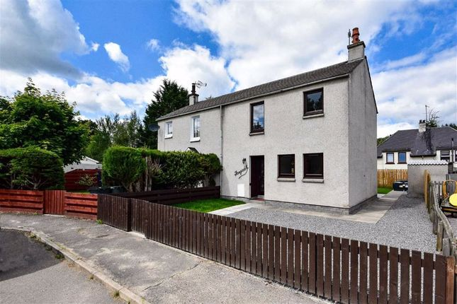 3 bed semi-detached house for sale in School Place, Dulnain Bridge, Grantown-On-Spey PH26