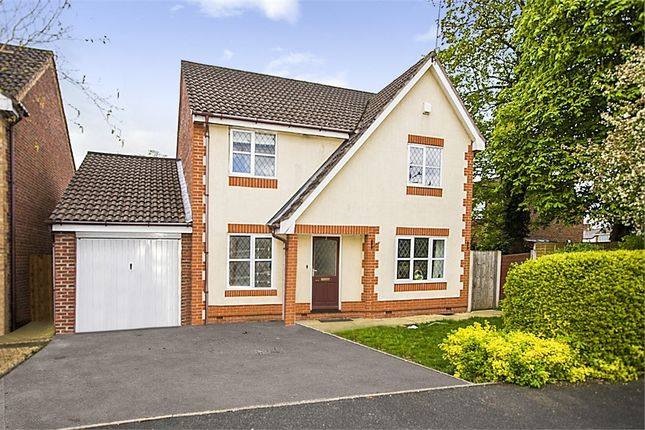 Thumbnail Detached house for sale in St Thomas View, Whitby, Ellesmere Port, Cheshire