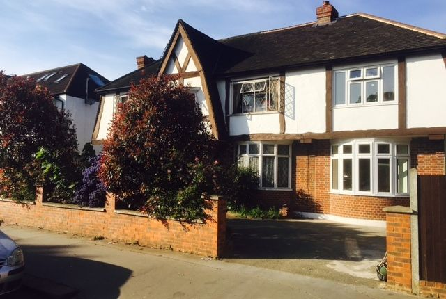 Thumbnail Flat to rent in Norbury Avenue, Norbury, London