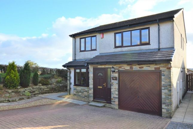Thumbnail Detached house to rent in Trelawny Road, Menheniot, Liskeard, Cornwall
