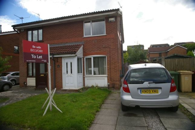 Thumbnail Property to rent in Middlebrook Drive, Lostock, Bolton