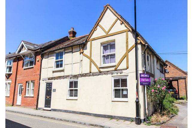Thumbnail End terrace house for sale in Bell Street, Whitchurch