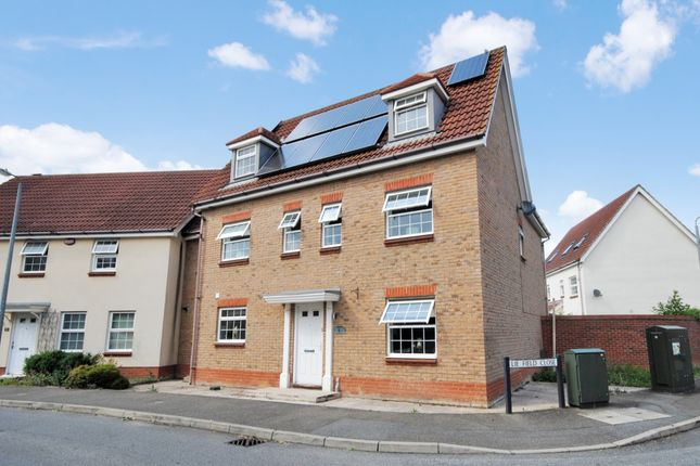 Thumbnail Detached house for sale in Plaiters Way, Braintree, Essex