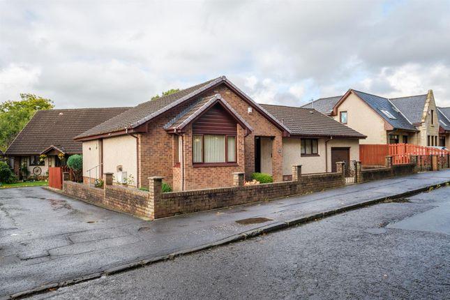 Thumbnail Detached bungalow for sale in Bonkle Road, Bonkle, Wishaw