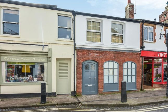 Thumbnail Flat for sale in North Parade, North Oxford