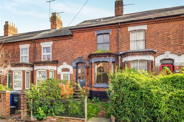 Thumbnail Terraced house for sale in The Elms, Unthank Road, Norwich