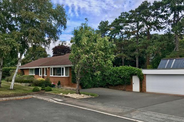 Thumbnail Detached bungalow for sale in Furlong Green, Trull, Taunton