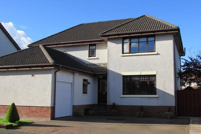 Thumbnail Detached house to rent in Rozelle Avenue, Newton Mearns, Glasgow