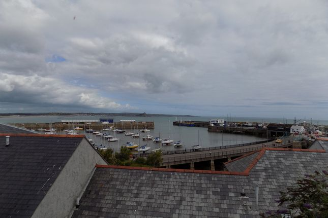 Thumbnail Duplex to rent in Harbour Court, Penzance
