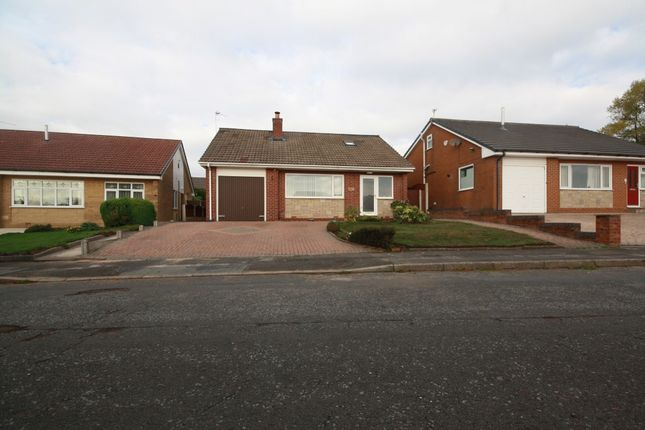 Thumbnail Detached bungalow to rent in Sandwood Avenue, Ladybridge